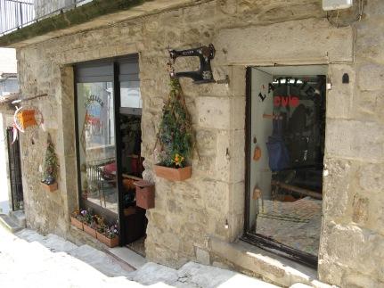 façade atelier